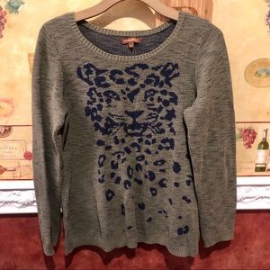 Anthropologie Hive & Honey sweater